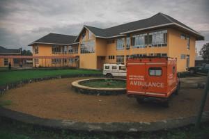 Kyeshero Hospital i Goma, Östra (DR) Kongo 2