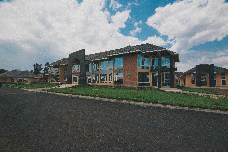 Kyeshero Hospital i Goma, Östra (DR) Kongo 1